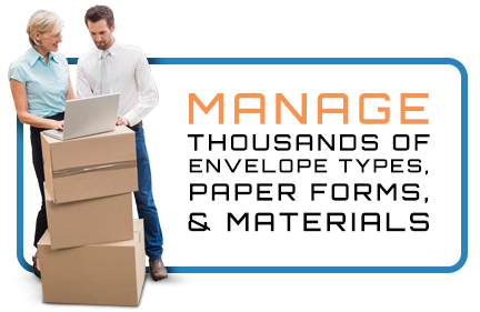 Inventory Management Software | Print and Mail IMS