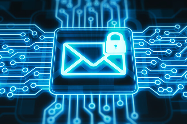 Smart Delivery cyber security software prevent data breach